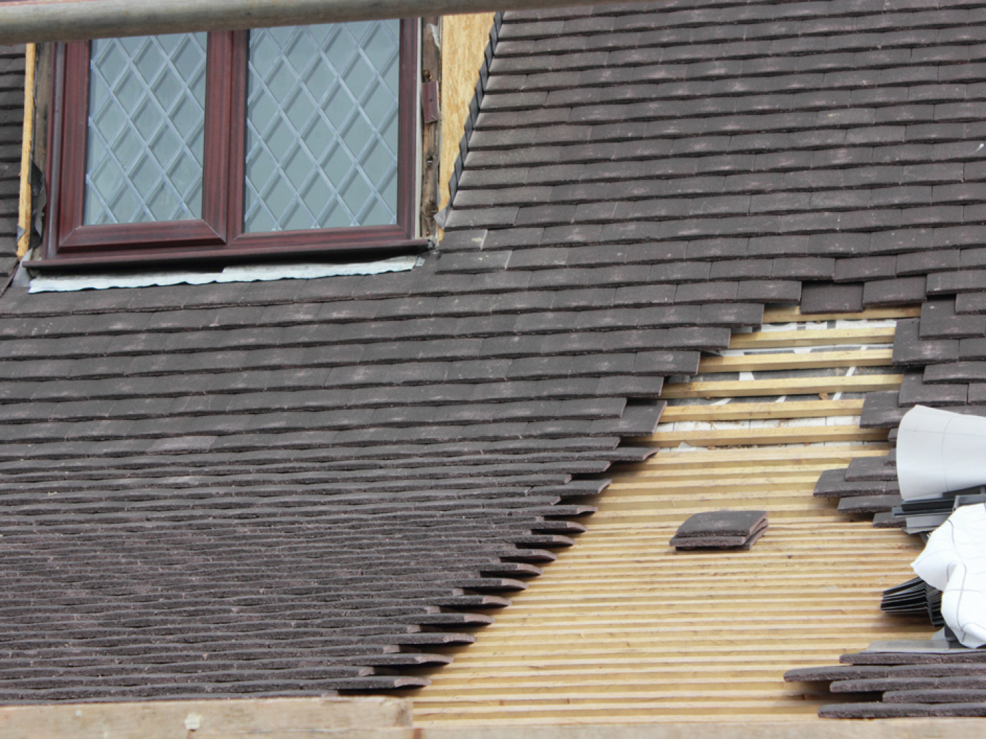 Don't wait to get the roof replacement you need